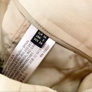 Massimo Dutti Pants & Jumpsuits - Massimo Dutti High Waist Pleated Trouser Pant 2